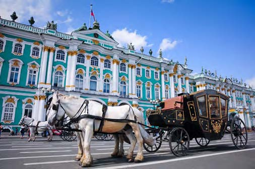 K011 ~ LITTLE TOUR OF RUSSIA